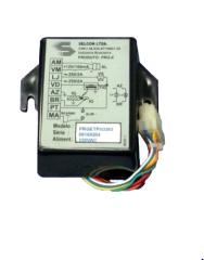 Imagem do produto Programador para partida, supervisão de chama e parada segura de sistema térmico de baixa potência e uma linha com qualquer tipo de combustível